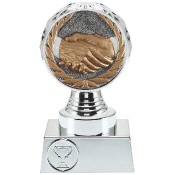 Trofee Vesta handdruk