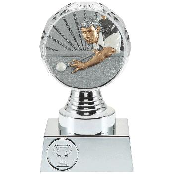 3D bal trofee biljart