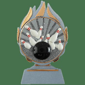 Vlammen trofee bowling