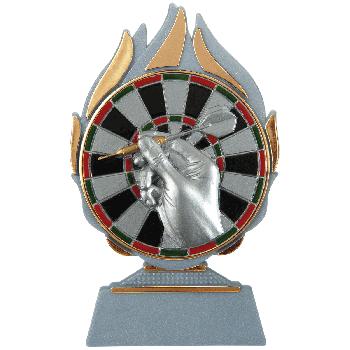 Vlammen trofee darts