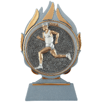 Vlammen trofee hardlopen heren