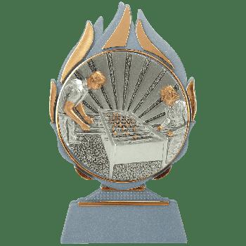 Vlammen trofee tafelvoetbal