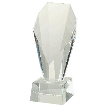 Diamant glasstandaard met gratis etui