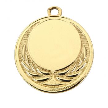 Medaille met krans