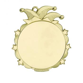 Medaille carnaval goud