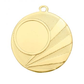 Neutrale medaille met 3 strepen