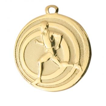 Budget hardloop medaille klein