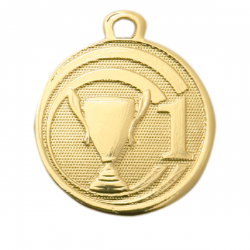Gouden nr. 1 medaille