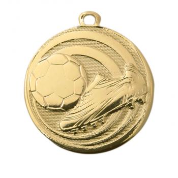 Medaille voetbal middelgroot