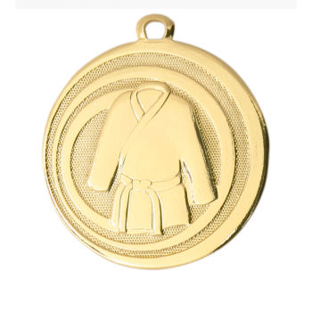 Middelgrote medaille judo