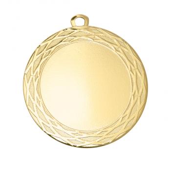 Medaille met detail rand