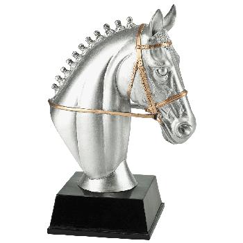 Beeld paardenhoofd