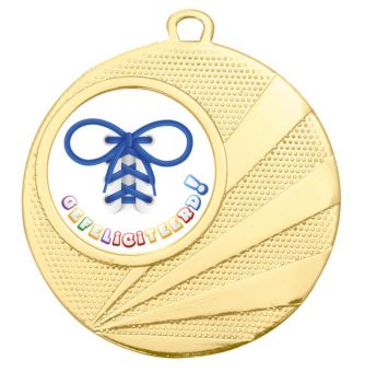 Grote medaille Strikdiploma – 50mm