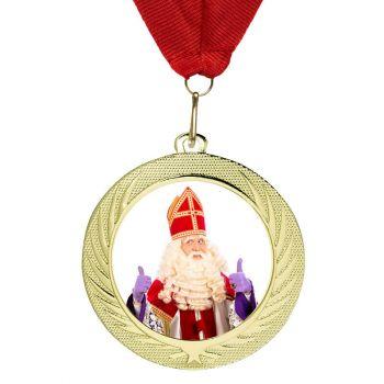 Sinterklaas medaille