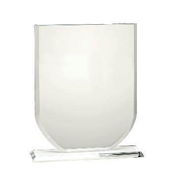 Glasstandaard vaan, incl. gratis etui