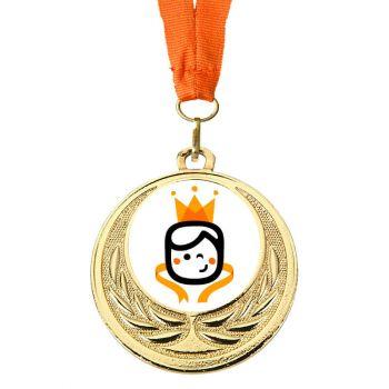 Koningsspelen medaille goud