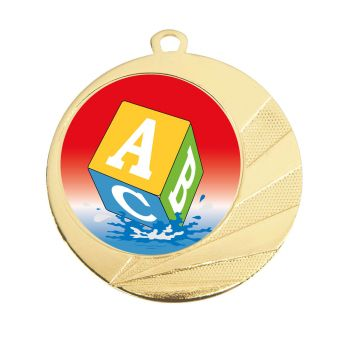 Medaille zwemdiploma A