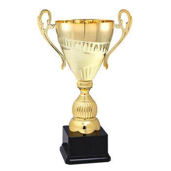 Gouden Super Budget Trophy groot
