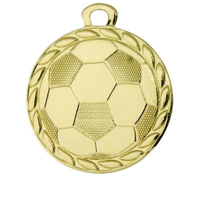 Gouden voetbalmedaille kopen?   Budgettrophy